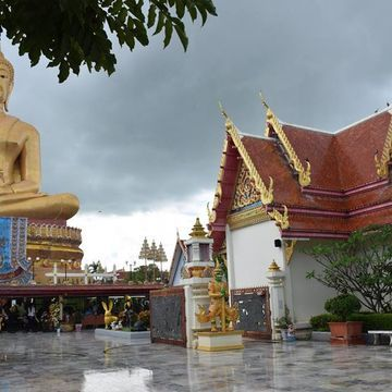 Sing Buri, the Happiest City in Thailand