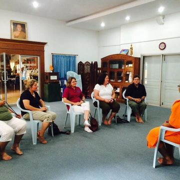 A Lesson in Meditation - Relax in Chiang Mai