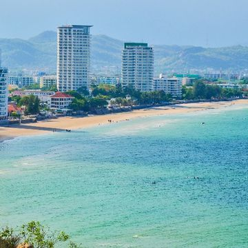 Relax at The Beach & Massage in Huahin