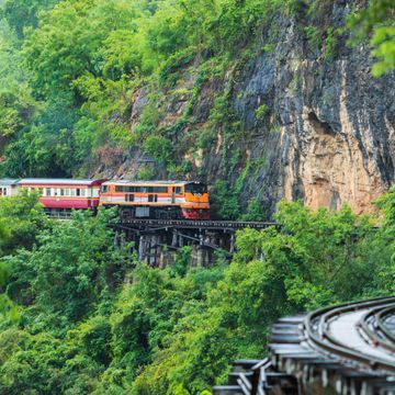 [Joined Tour] An One-Day Tour of the River Kwai