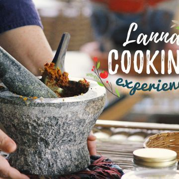 A Unique Lanna Cooking Class Experience!!!