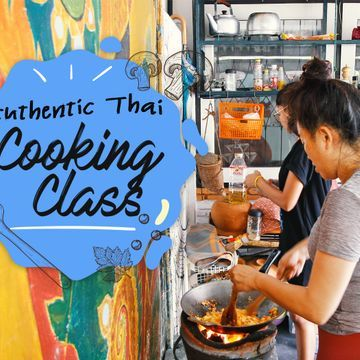 Traditional Thai Private Cooking Class with Chef Jekky