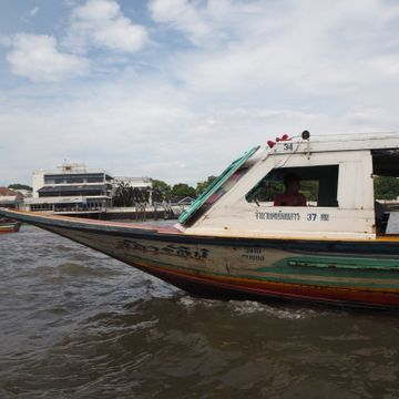 Bangkok Boat Tour along the Chao Phraya River [Special for Customize Customers]