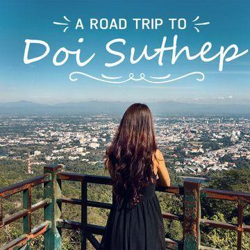 [CNX201] Doi Suthep-Pui National Park & Waterfalls Tour
