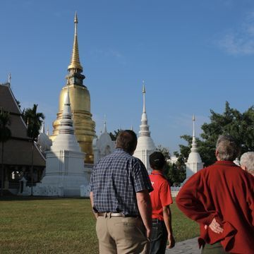 Feel Buddhist Mind & Soul in Chiang Mai