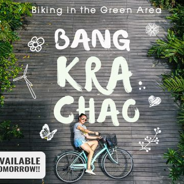 Biking in the Green Area of Bangkok (Morning or Afternoon)