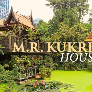 Explore the Heritage Home of Former Prime Minister, Mr. Kukrit