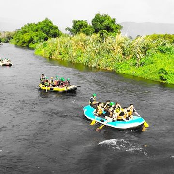 Full Day Adventure in Nakhon Nayok (BB Gun, ATV Adventure, Waterfall and Rafting) [Special for Customize Customers]