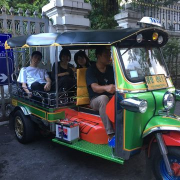 [BKK204] See Bangkok Night Life by Tuk Tuk