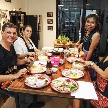 [Joined] Half-day Authentic Thai Cooking Class with Pimmy [Special for Customise Customers]