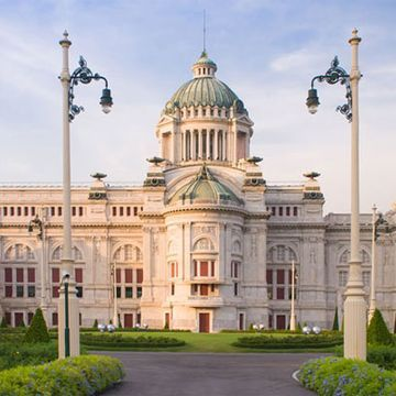 Visit Royal Throne Hall & Marble Temple