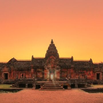 A Hidden Ancient City of The Khmer Empire & Int'l Circuit!