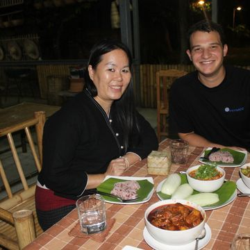 [CNX203] Lanna Cuisine Cooking Experience