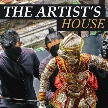 Explore Hidden Gem of Bangkok at The Artist's House
