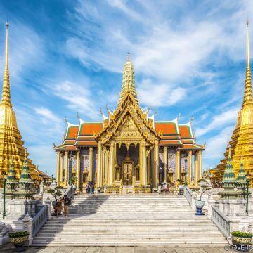Bangkok Highlight City Tour