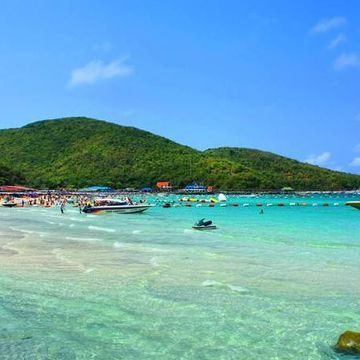 'Koh Lan' The beautiful island nearby Bangkok [Special for Customize Customers]