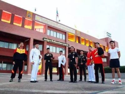 Take a Tour of the Thai Royal Military Academy with A Real Cadet