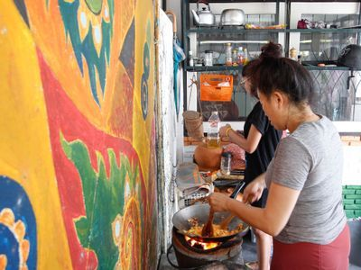 Private Authentic Thai Cooking Class in Bangkok