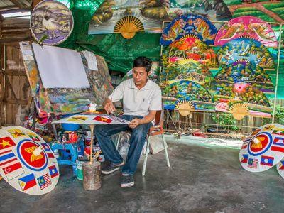 Bor Sang Umbrella Village