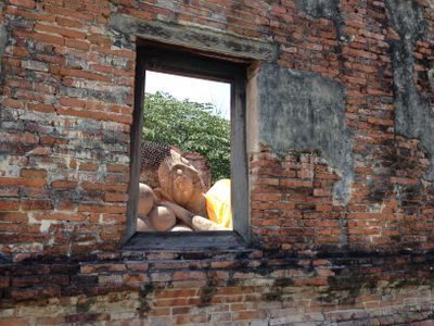 Ayutthaya The Old Capital Tour