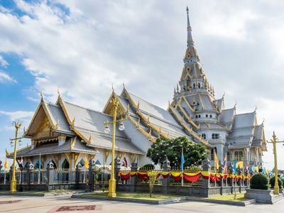 Take A Trip to Seagull Watching, Sothorn Temple and Historical Market (Chachoengsao City)