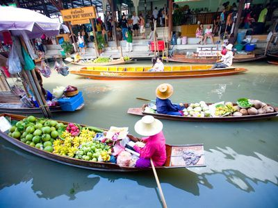 Thai Life with Real Local