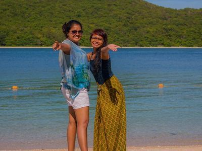 Exclusive & Most Beautiful Local Beach (Tourists cannot go to this island without a Thai)