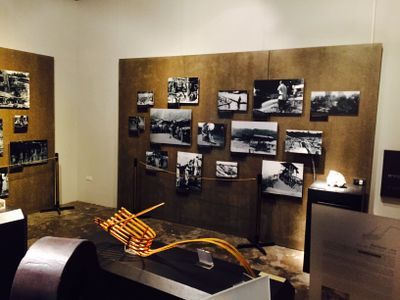 Inside Phuket Thai Hua Museum