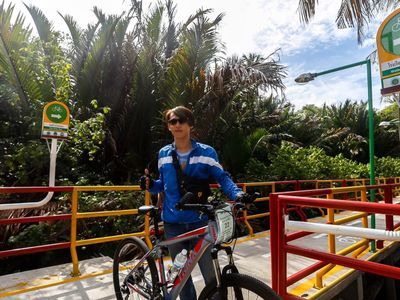Take a Bike Tour of Bangkok's Green Area