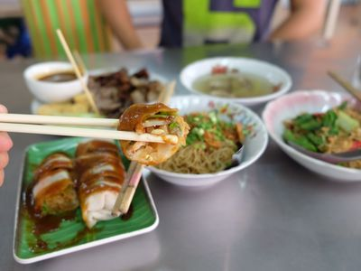 Traditional Hokkien Dishes