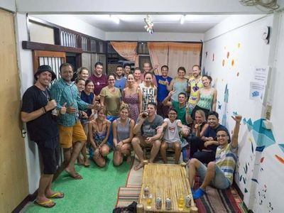 Experience a Traditional Thai Dinner & Meet Other Travelers