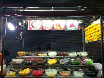 Thai Sweet style