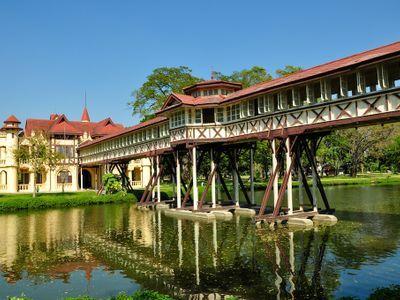 Sanam Chandra - The Royal King Palace