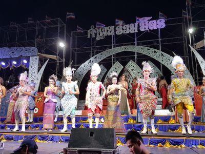 Issan Thai show