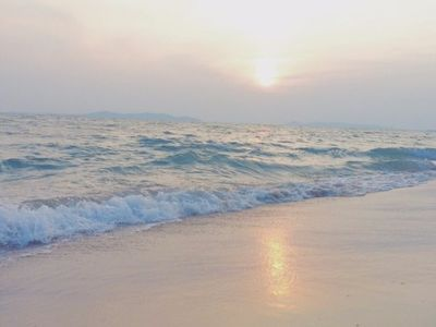 Let's go beach hopping and visit local natural sites