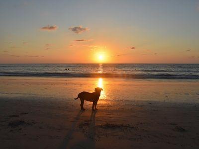 Sunset on Layan beach