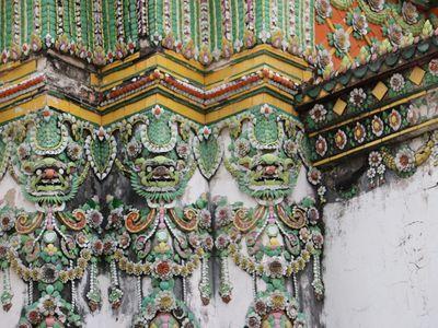 unique colour and detail