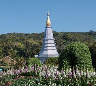 Visit the roof of Thailand - Doi Inthanon (and more)