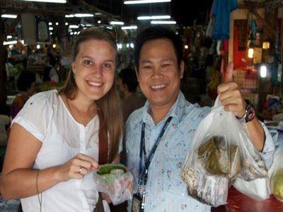 Chiang Mai : Sunrise & Thai Food Tour