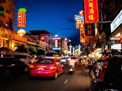 Explore a famous street food in BKK