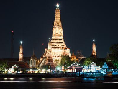 Food & Market Tour | See Bangkok Night Life by Tuk Tuk
