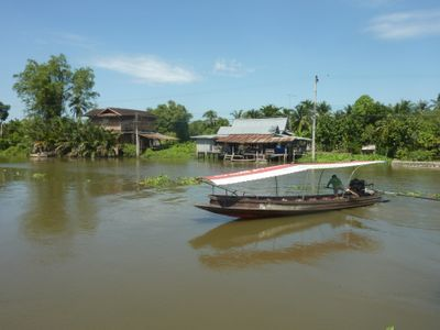 Amphawa Floating & Railway Market Tour