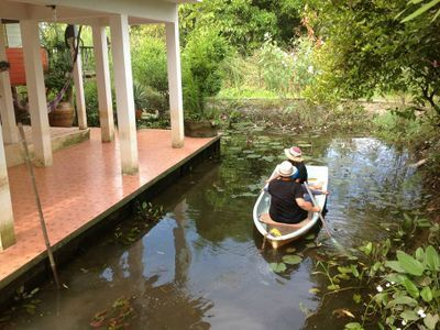 ฺBoating At Homestay