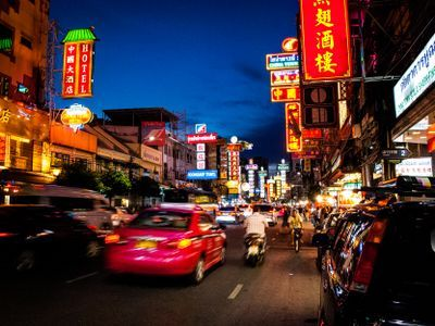 Bangkok Night Market Tour