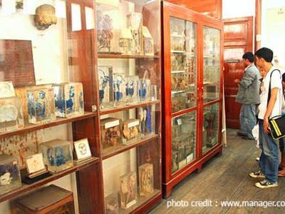 See the Bangkok Museum of Death and More Unconventional Museums