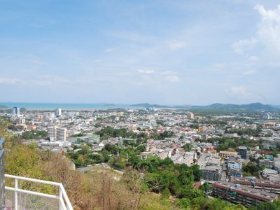 Phuket old town view point