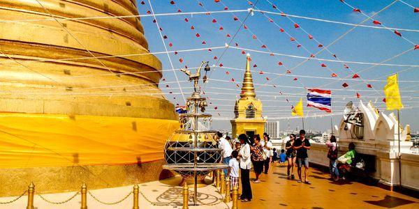 Wat Saket (Golden Mount)