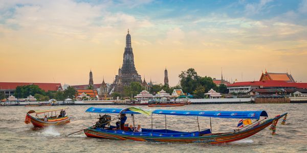 Private Bangkok River & Canal Boat Tours