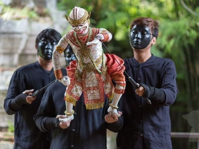 Immerse Yourself in Thai Myths and Local Stories