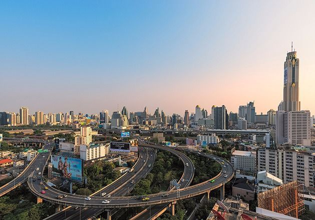 Bangkok 1st time